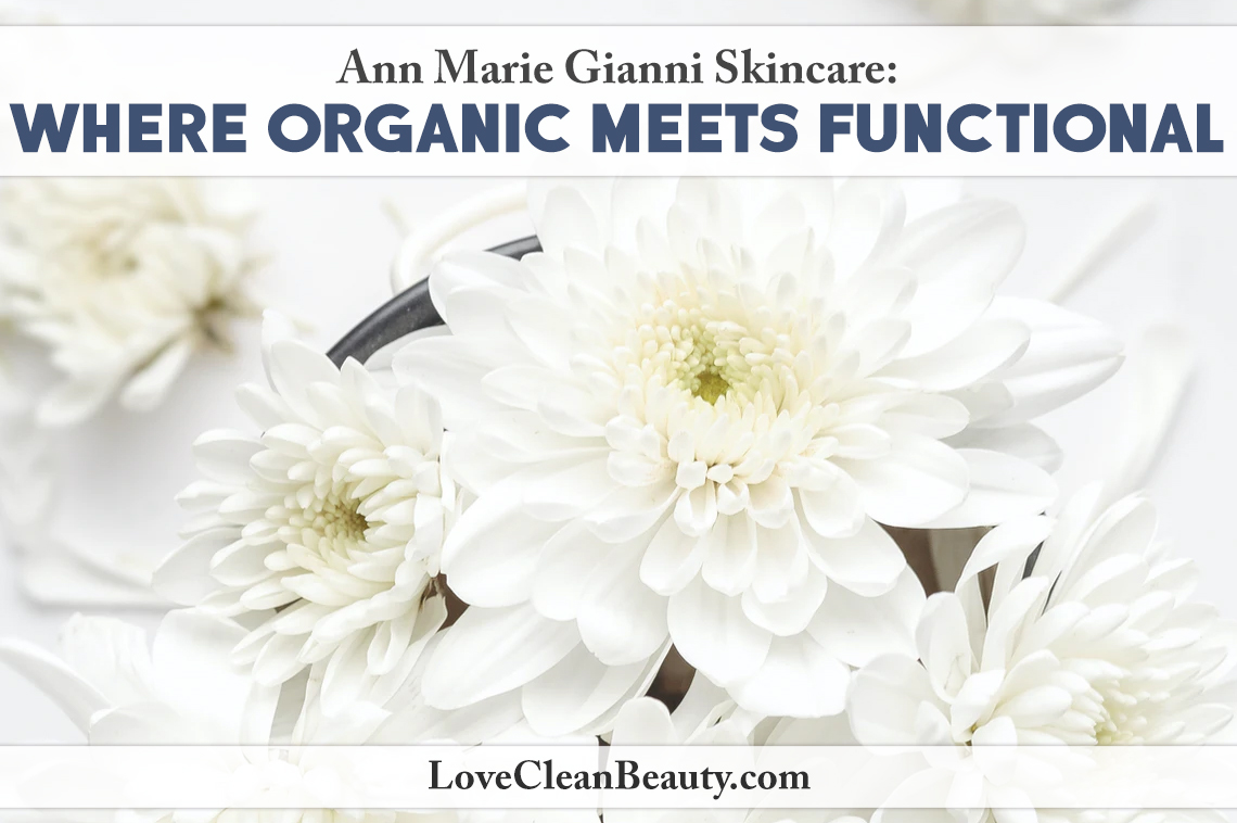 clean beauty brand annmarie gianni skincare