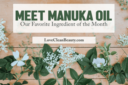 manuka oil for skincare