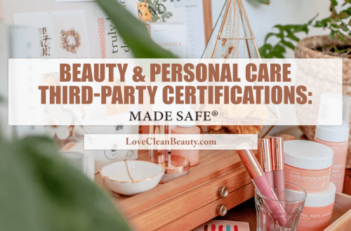 beauty third party certifications madesafe