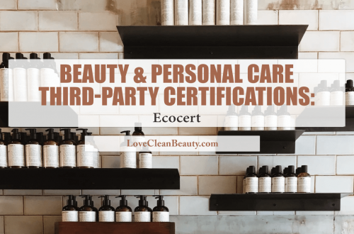 beauty third party certifications ecocert