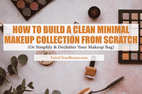 minimalist makeup essentials