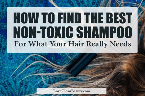 best non toxic shampoo